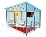 Open Innovation Gives Bus Stop a Makeover