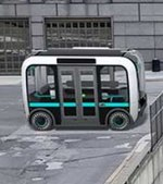 Open Innovation Platform Delivers Autonomous Bus