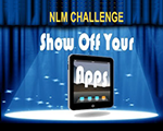 Show Off Your Apps with the National Library of Medicine