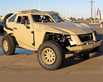 The World's First Crowdsourced Military Vehicle